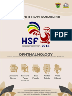 Guideline HSF 2018