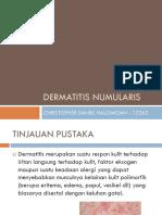 DERMATITIS NUMULARIS ppt.pptx