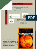 02 Clase Introductoria Del Módulo Historia de La Educación Adventista