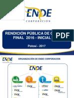 Rendicionpublicacuentas Ende 2016 2017 Final