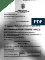 Na véspera do julgamento de habeas corpus, juiz mantém afastamento de Berg Lima da prefeitura