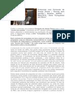 Anexo i Oficio Anped 031 2016 Entrevista Com Fernando de Araujo Escola Sem Partido