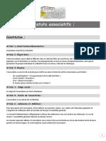 Statuts Association Grand Parc Pistoletto