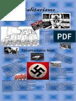 infografia sobre el totalitarismo nazi