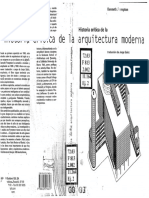 Historia Critica de La Arquitectura Moderna Kenneth Frampton -