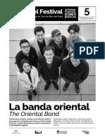 Diario Del Festival Internacional de Cine de Mar Del Plata - #05