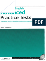 Oxford practice tests for the Revised CAE 2015.pdf