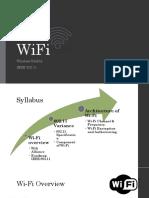 Pengertian dan Sejarah WiFi