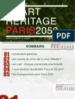 Paris Patrimoine 2050