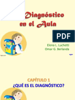 El Diagnstico en El Aula. 2 Propuestas