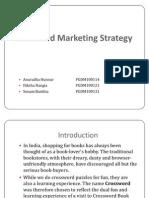 Crossword Marketing Strategy