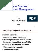 Case Presns Distribution Management