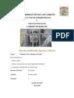 Lourdes Aldaz_ Derecho Agrario_ Sentencia Chimpance Cecilia