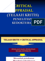 (K6) Critical Appraisal EBM Diagnostic