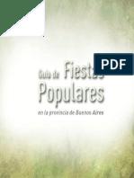 Folleto Guia de Fiestas Buenos Aires