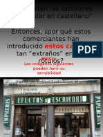 Al menos, en catalán (presentación)