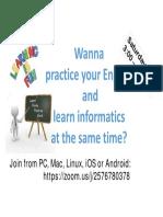 learn3nglish&Informatics