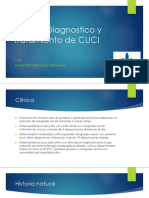 CUCI Clinica, Diagnostico y Tratamiento