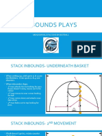 sr inbounds plays
