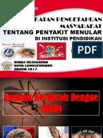 Materi Dbd Dan Filariasis