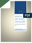 Manual Movil Alarm A