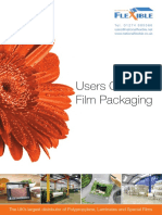 User Guide Filmpackaging