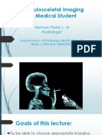 Musculosceletal Imaging