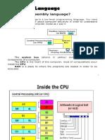 CH3 Assembly Language