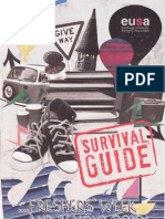Survival Guide 2010 EUSA