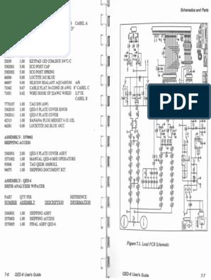 qed wiring diagram bio tek qed 6 defibrillator analyzer circuit diagram  bio tek qed 6 defibrillator analyzer