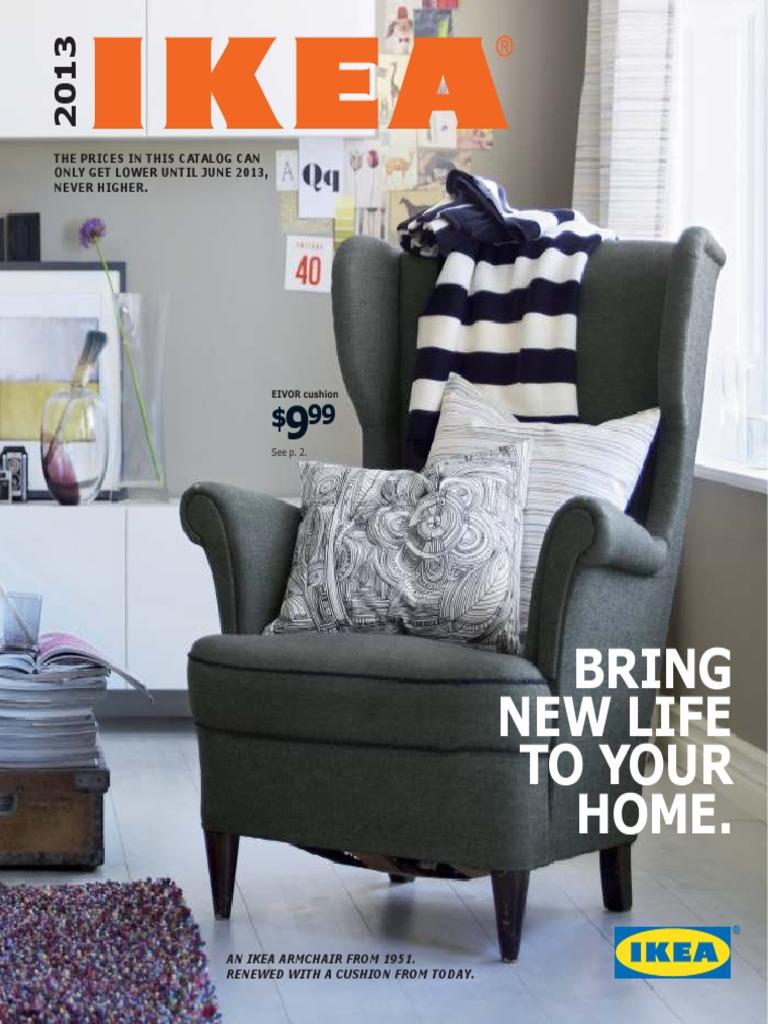 IKEA Catalogue 2013 pdf | Bedding | Bed