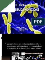 Penicilinas antipseudomonicas
