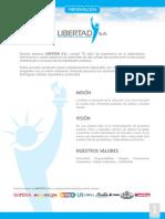 Catalogo Libertad