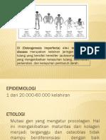 Osteogenesis Inperfekta