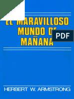 06 Maravilloso Mundo de Manana (Prelim 1983)