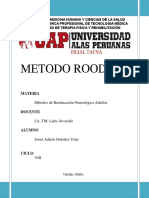 Seminario Metodo Rood