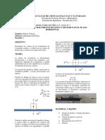 Informe N°1 Lab. Fisica