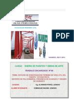 Trabajo de Puentes Informe