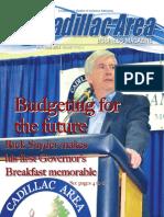 Chamber Business Magazine | May & Jun 2011