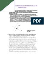 La Verdad Matematica y Las Geometrias No Euclidianas