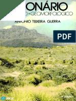 Dicionário Geológico