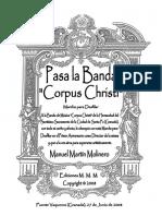 Pasa La Banda Corpus Christi