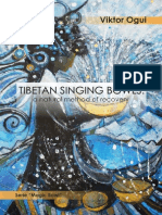 Tibetan Singing Bowls - A Natural Method of Recovery