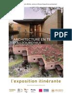 170125 Plaquette EXPO Architerre Actualisee BD