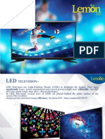 LED Corporate Presentation