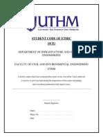 STUDENT CODE OF ETHIC.docx
