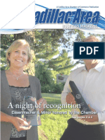 July/August 2013 Cadillac Area Business Magazine
