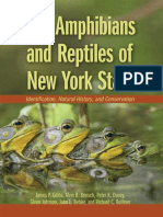 the Amphibians and Reptiles of Ne.