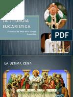 La Liturgia Eucarística 2
