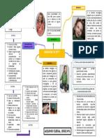 Mapa - Sindrome de Rett